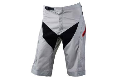 troy lee designs 2016 short moto gris 30