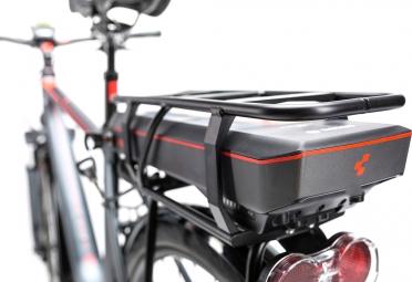 velo electrique 2017 cube touring hybrid 400 shimano altus 9v gris rouge 46 cm 150 1