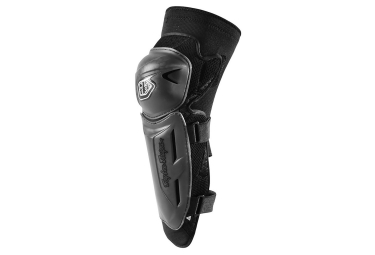 troy lee designs genouilleres avec protege tibia method noir m l