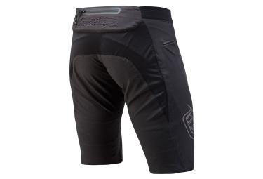 short avec peau troy lee designs ace noir 34