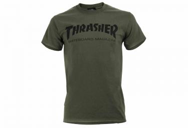 T-Shirt Thrasher Skate Mag Vert