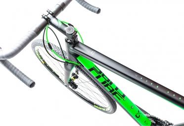 velo cyclocross 2017 cube cross race sl shimano ultegra 11v noir vert 53 cm 165 175