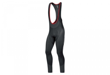 gore bike wear thermal bibtights oxygen partial black l - Gore Bike Wear