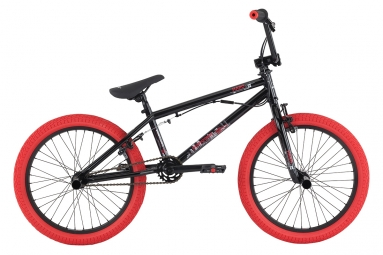 BMX Freestyle Haro Bikes DOWNTOWN DLX 20.3'' Black 2016