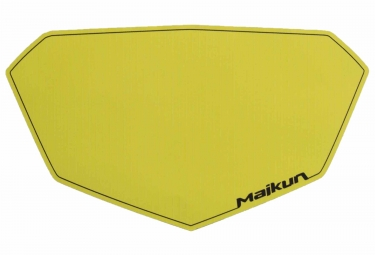 Maikun 3D Mini Stickers Plate Yellow