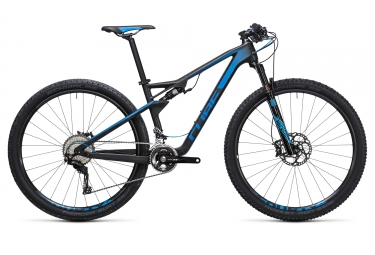 velo complet 2017 cube ams 100 c 68 race carbone 29 boost shimano xt 11v carbone ble
