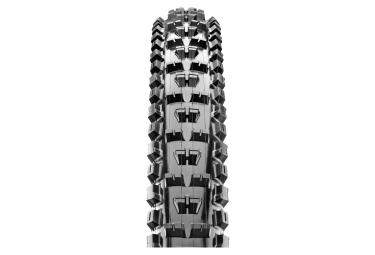 Pneu MAXXIS HIGH ROLLER II 27.5 Tubetype Souple Single SilkShield E-Bike Noir