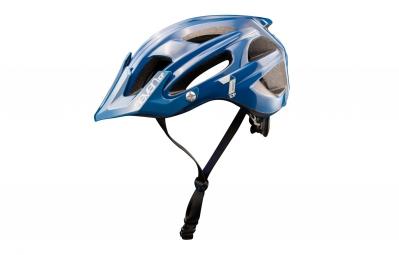 casque seven m4 bleu s m 54 58 cm