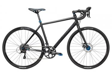 Gravel Bike Trek CROSSRIP ELITE Panaché 9V 2016 Noir