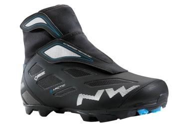 paire de chaussures northwave celsius arctic 2 gtx noir bleu 46