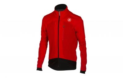 veste thermique castelli elemento 2 rouge m