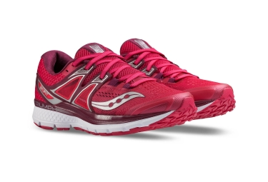 Chaussures saucony triumph iso 3 rose 36