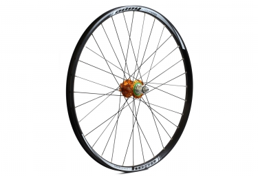Roue arriere hope tech enduro pro 4 29 9x135 12x142mm corps sram xd orange