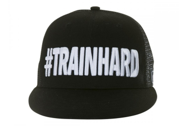 casquette z3rod train hard noir