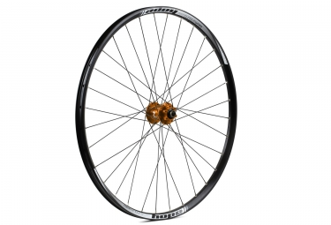 roue avant hope tech enduro pro 4 29 9 15x100mm orange