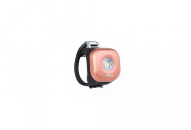 lampe avant knog blinder mini dot rose