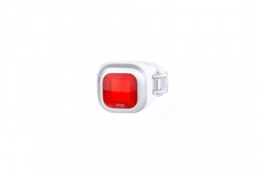 lampe arriere knog blinder mini chippy argent