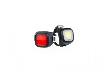 Knog Blinder Mini Chippy Light Set Black