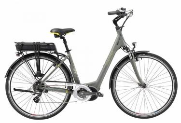 Vélo de Ville Électrique Peugeot EC 02 D8 Shimano Altus 8V  2017