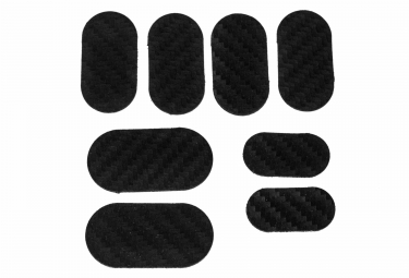 LIZARD SKINS Patch Kit Carbone