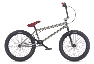 BMX Freestyle WeThePeople Arcade 20.5´´ Chrome 2017