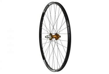 roue arriere hope tech enduro pro 4 29 boost 12x148mm corps sram xd orange