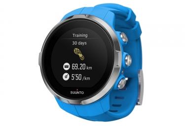 suunto montre gps spartan sport bleu