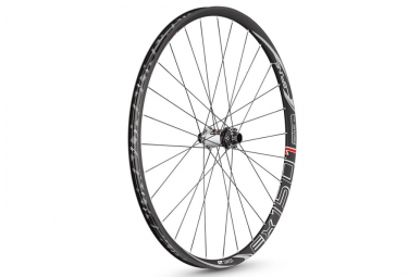 roue avant dt swiss ex 1501 spline one 27 5 20x110mm 6 trous 2017 noir