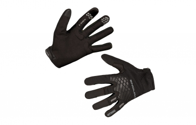Endura MT500 II Long Gloves Black