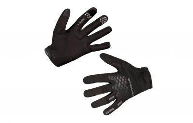 gants longs endura mt500 ii noir s
