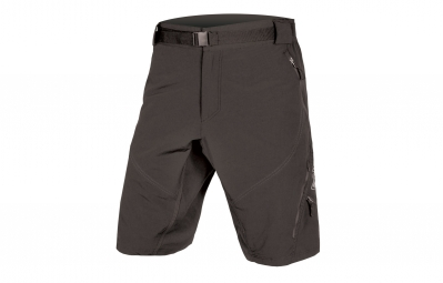 Endura Hummvee II Short with Liner Black