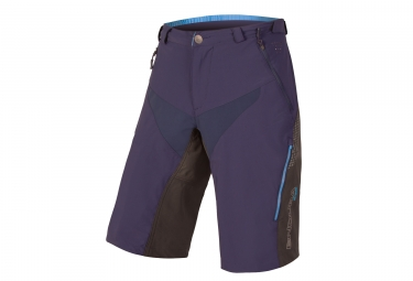 short endura mt500 spray ii bleu s