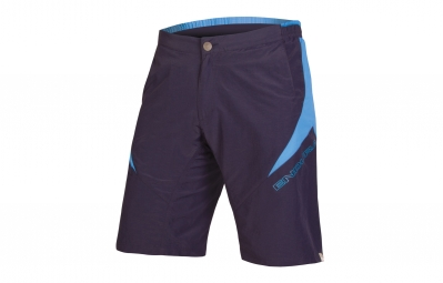 Endura Cairn Short with Liner Blue