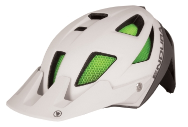 casque endura mt500 blanc l xl 58 63 cm