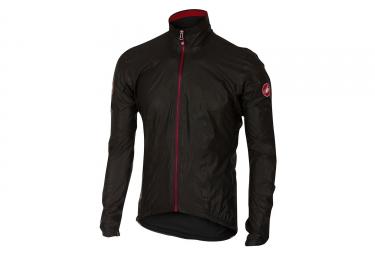 CASTELLI IDRO Waterproof Jacket GORE-TEX Black