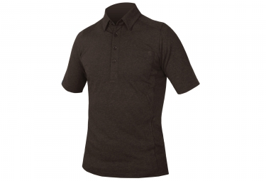 Endura Urban Concrete Polo Black
