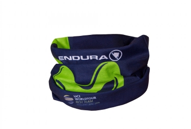 tour de cou endura movistar team bleu