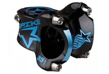spank potence spike race bearclaw noir bleu 50