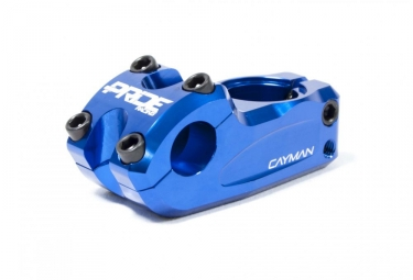 Pride Racing Cayman Stem Blue
