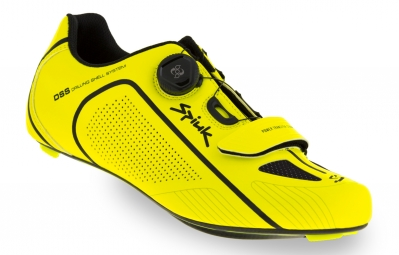 Chaussures route spiuk altube rc pro jaune 45