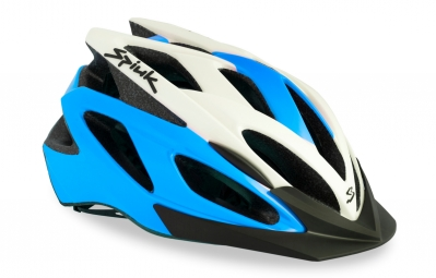 casque spiuk tamera lite blanc bleu s m 52 57 cm
