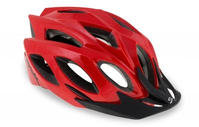 Casque spiuk rhombus rouge m l 58 62 cm
