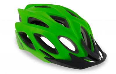 Casque spiuk rhombus vert s m 54 58 cm