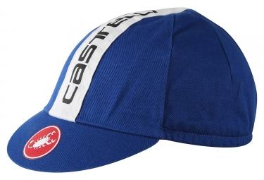 casquette castelli retro 3 bleu
