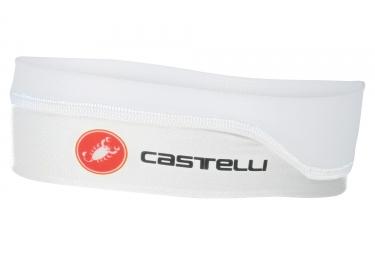 Bandeau Castelli Summer Blanco