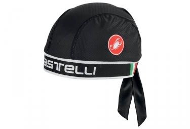 CASTELLI Bandana Black