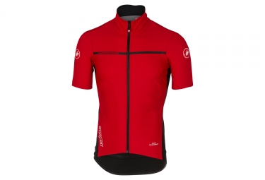 CASTELLI PERFETTO Short Sleeves Jersey Red