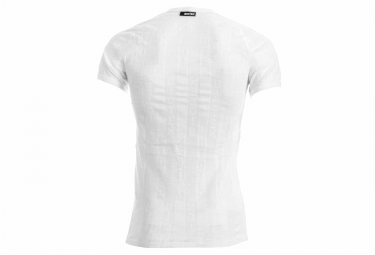 Maillot manches courtes BIOTEX Micro Net Blanc