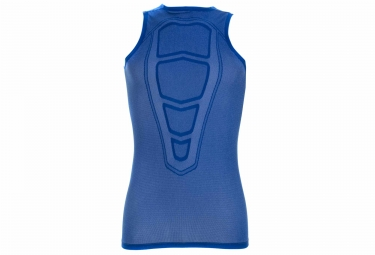 maillot sans manches biotex ultralight bleu l xl