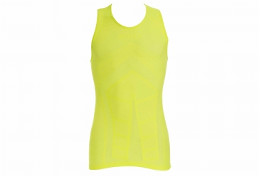 maillot sans manches biotex ultralight jaune l xl